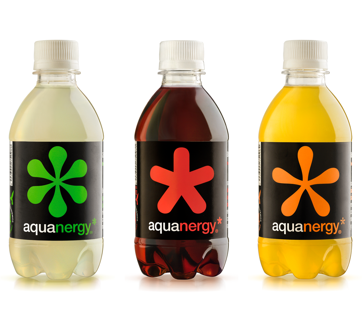 Aquanergy Diseño Packaging Branding Refrescos naturales sin azúcar