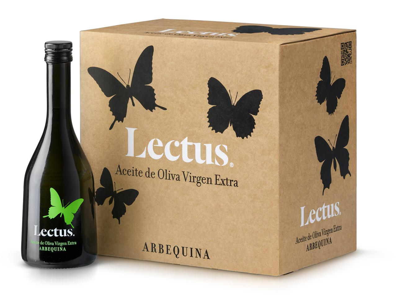 Lectus Aceite de Oliva Virgen Extra Arbequina