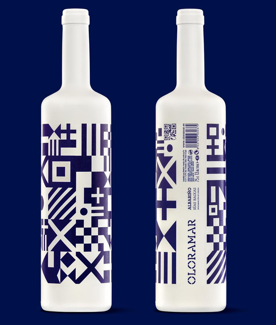 Oloramar Diseño Packaging Branding Naming Albariño Rias Baixas