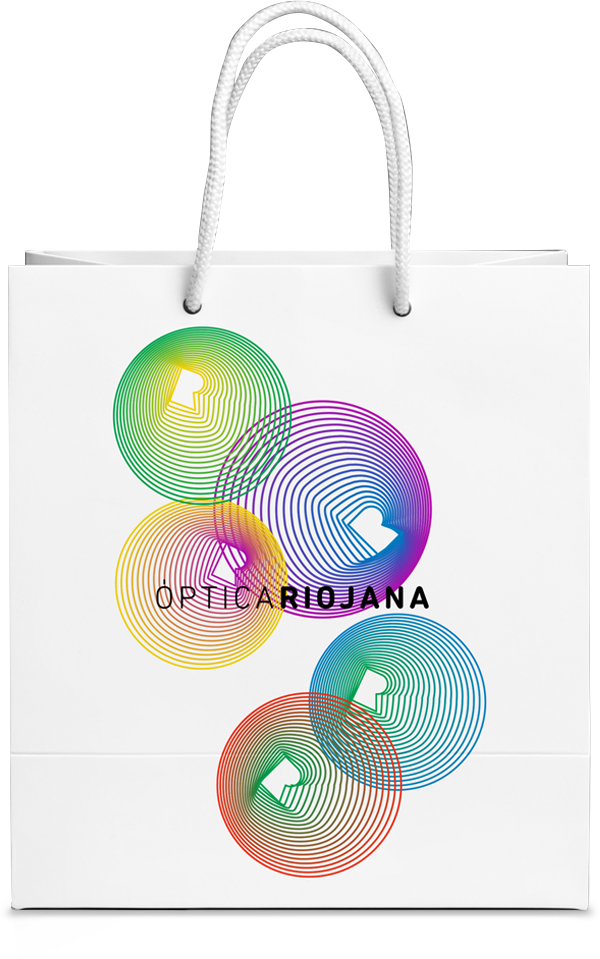 Óptica Riojana Diseño Branding Logotipos Logos