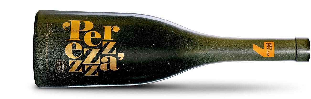 Siete Pecados Pereza Diseño Packaging Branding Naming Vino Tinto Rioja