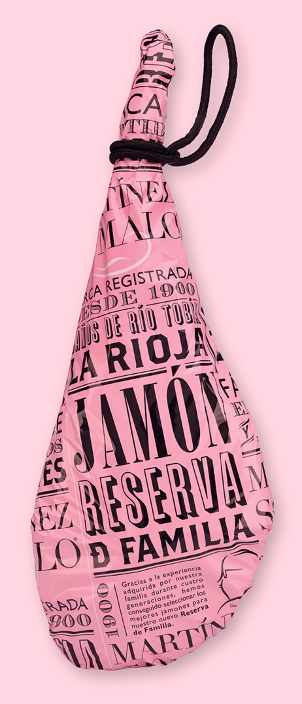 Martínez Somalo Jamón Reserva de Familia