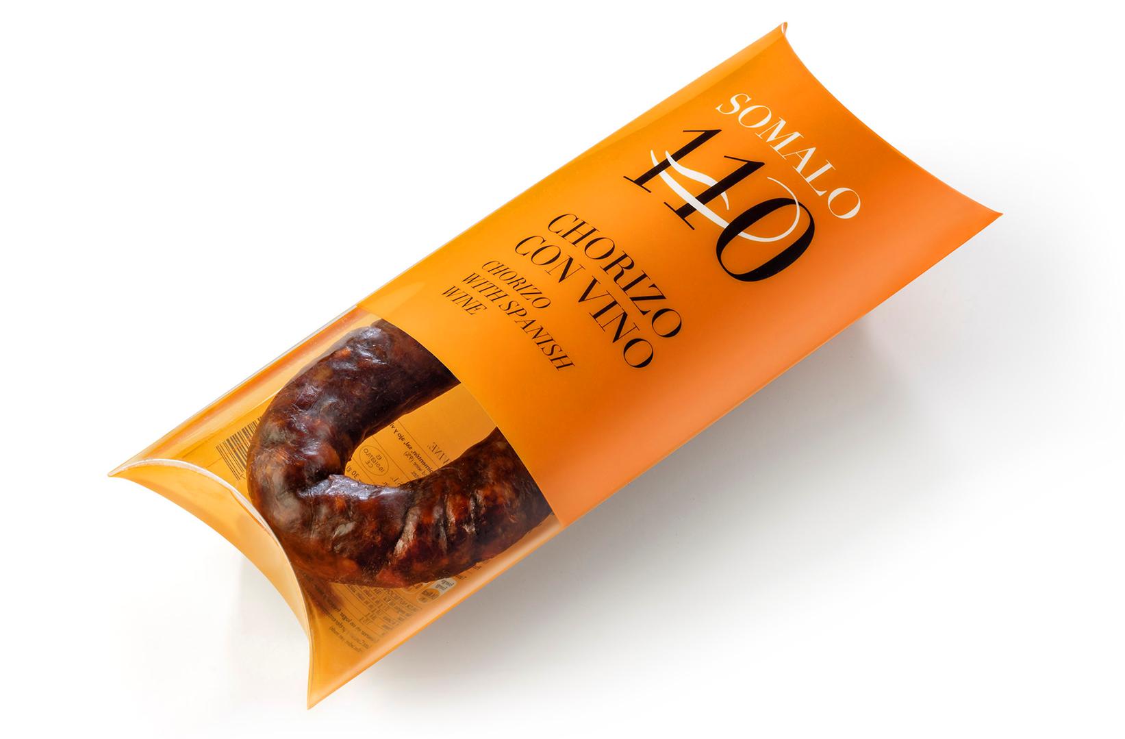 Martínez Somalo 110 Chorizo con Vino