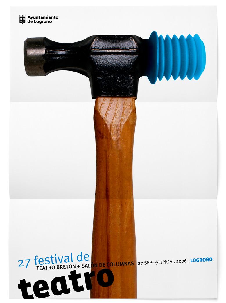 27 Festival de Teatro de Logroño Teatro Bretón Salón de Columnas