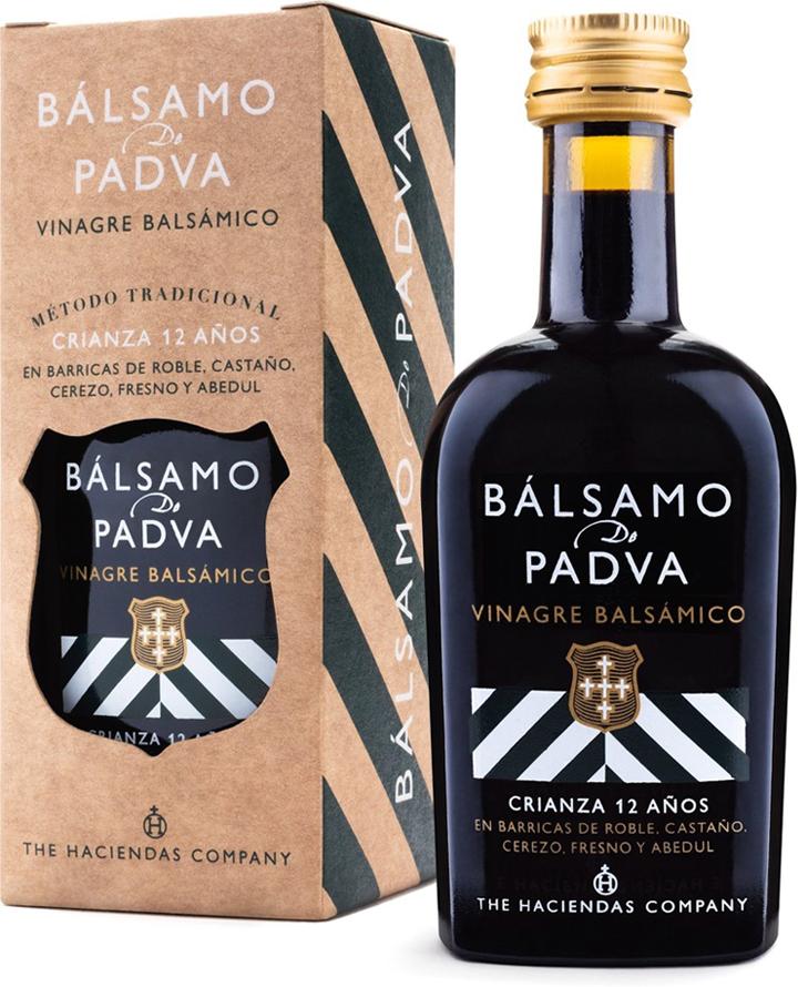 The Haciendas Company Bálsamo de Padua Vinagre Balsámico