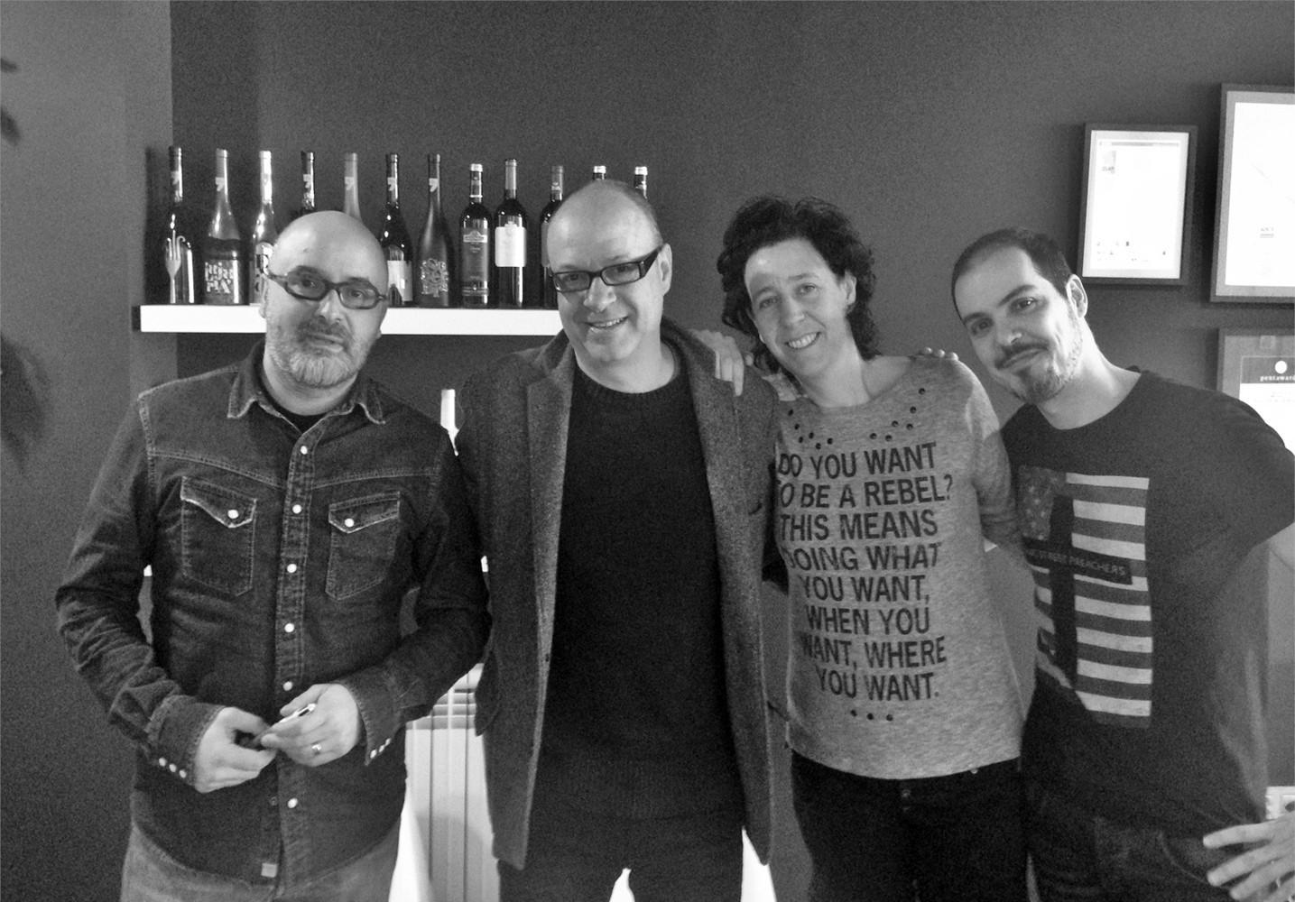 Visita Andreu Balius